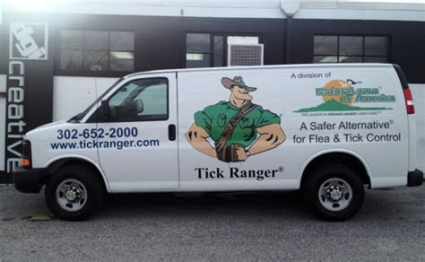 Tick Rangers graphics dgi creative custom signs screen printing