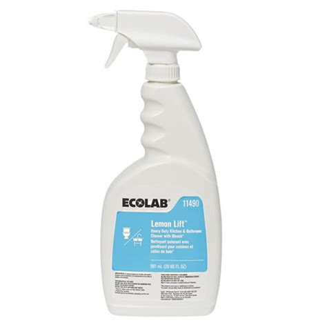 Scent Lamps by Ecolab Ecolab Lemon Lift Mold And Mildew Stain Remover
