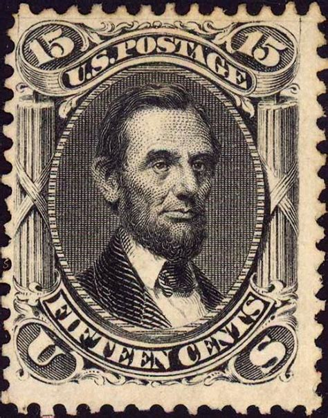 lincoln harrison biography file abraham lincoln 1866 issue 15c jpg wikimedia commons