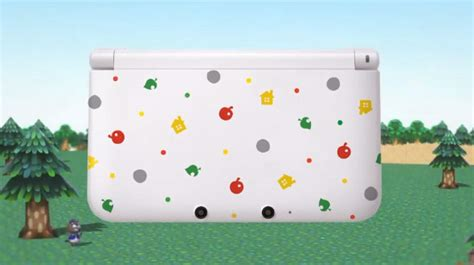 animal crossing 3ds console animal crossing 3ds xl bundle confirmed ign