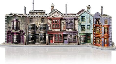The Great Hall Harry Potter harry potter diagon alley 3d puzzle 665541010101