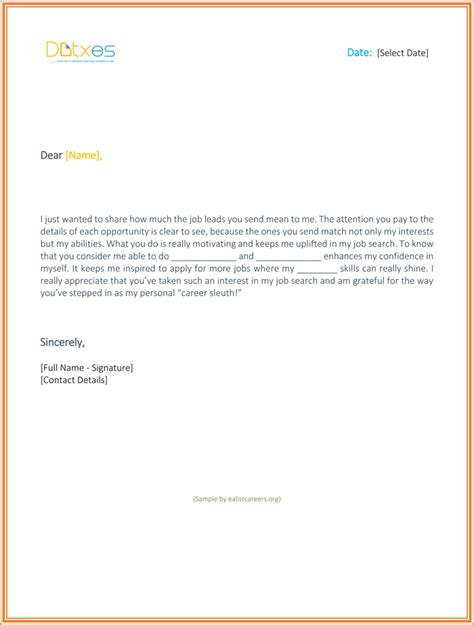 thank you letter to your sle thank you for your support letter best sle letters