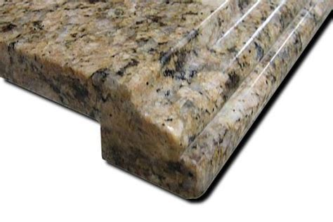 Bullnose Countertop by Ogee With Bullnose Return
