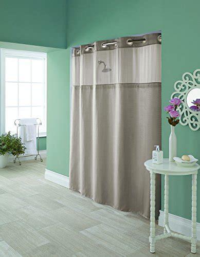 greige curtains hookless rbh95my981 greige hudson herringbone shower