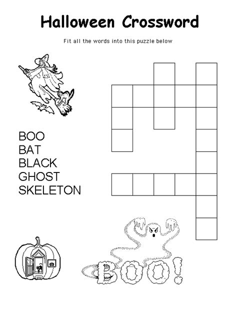Printable Children S Halloween Activities | printable halloween coloring pages halloween printable