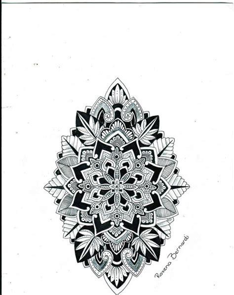 mandala tattoo racist flower personalized mandala flower tattoo design for men