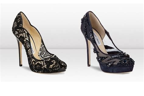 Looks Gorgeous As Usual In Jimmy Choo Bias Leather Heels by Jimmy Choo Fall Winter 2011 2012 Shoes