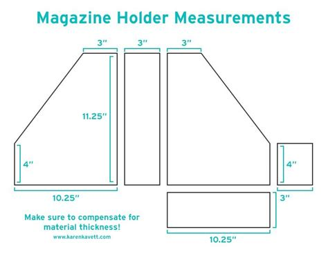 Magazine Holder Template by 25 Best Ideas About Magazine Holders On