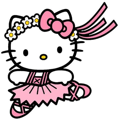imagenes de hello kitty bailarina hello kitty clip art cartoon clip art