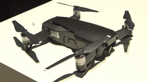 mavic air mini dron plegable de dji graba en