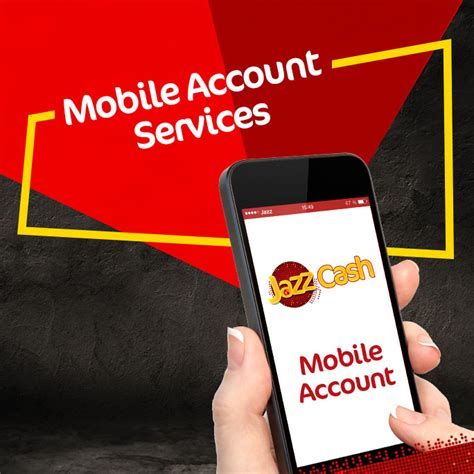 mobile account mobile account services jazzcash