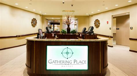 the gathering place buffet at seven feathers casino resort