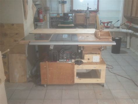 homemade dual router table lifts dust collection