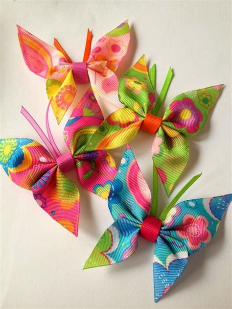 ribbon diy projects 25 best ideas about ribbon crafts on easy ribbon crafts diy bow and ribbon bows