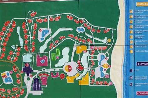 hotel del layout our building picture of sandos caracol eco resort playa