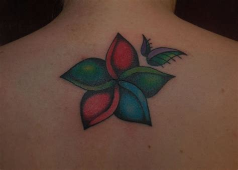 tropical flower tattoos flowers ideas for review
