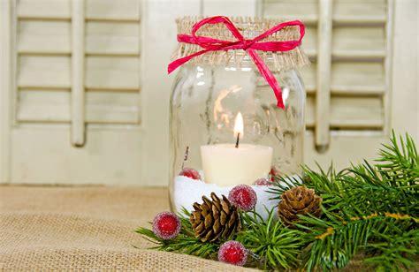 como decorar tarros de cristal para navidad reciclar tarros de cristal en navidad decoraci 243 n