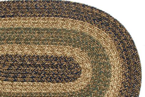 colorado charles navy braided rug