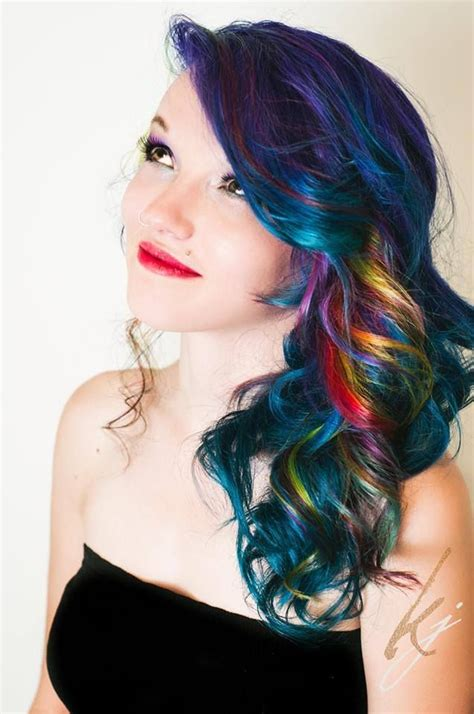 edgy urban cool hair on pinterest 86 pins brittany coleman 2015 show us your vivids contest