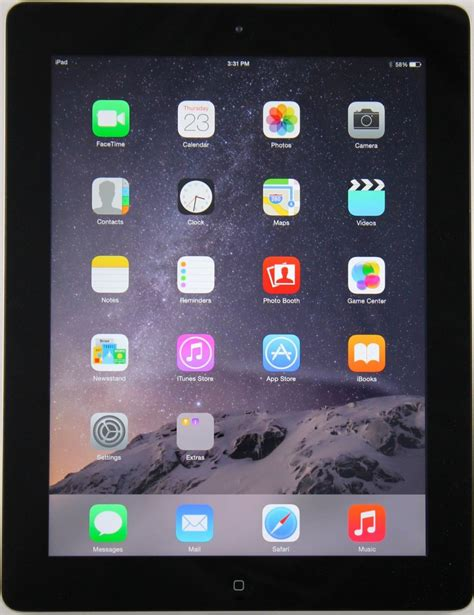 Tablet Apple 32gb 3g Wifi apple 2 mc763ll a tablet 32gb wifi verizon 3g black 2nd generation