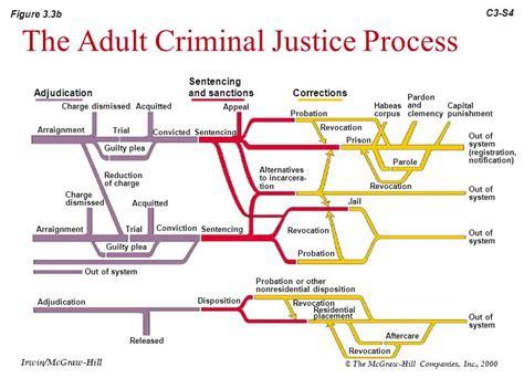 criminal justice process flowchart criminal justice flowchart create a flowchart