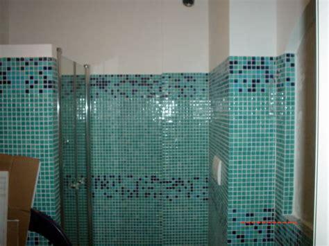 mosaico bagno idee progetto di ristrutturazione bagno con mosaico idee
