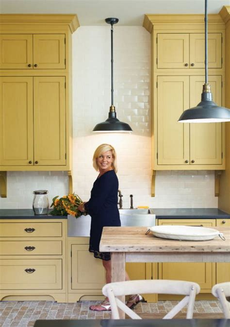 mustard yellow kitchen 80 cool kitchen cabinet paint color ideas noted list