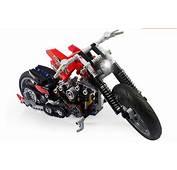 Technic Harley Davidson Decool 3354  Fun Brick Sets