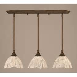 light kitchen island pendant by toltec lighting