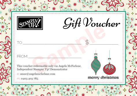 christmas gift vouchers now available amac
