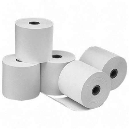 How To Make Thermal Paper - eftpos 57mm x 38mm thermal paper rolls box of 50