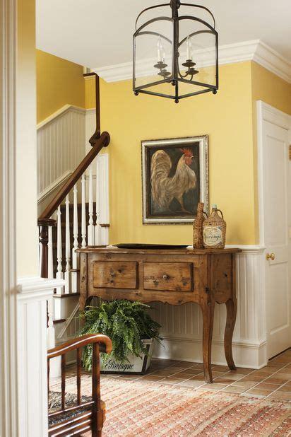 yellow foyer make an entrance - Yellow Foyer
