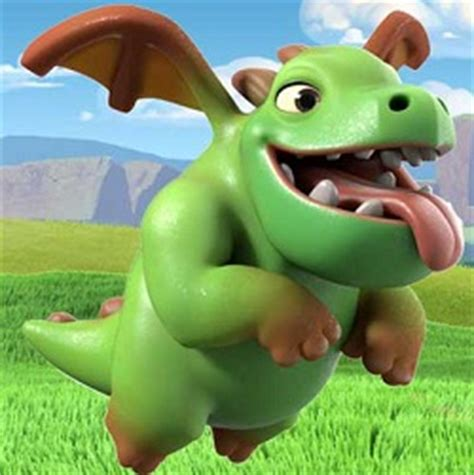 clash royale baby dragon pictures to pin on pinterest
