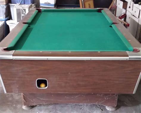 us billiards inc pool table us billiards inc coin op pool table value