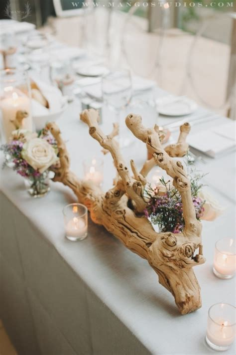tree wedding centerpieces manzanita wood branches decoration style 1000 images about grapewood branches on pinterest