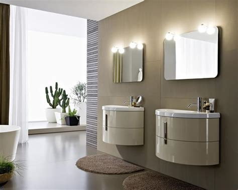 modern bathroom design trends in bathroom cabinets and