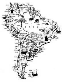 south america resources map south america product map what where central south