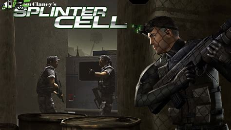 Pc Splinter Cell tom clancy s splinter cell pc free