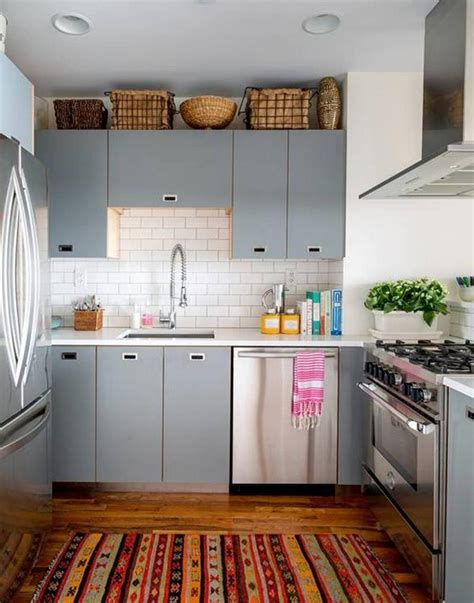 kitchen simple design kitchen cabinet ideas for small 25 small kitchen design ideas page 4 of 5