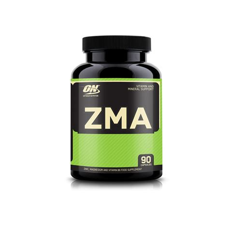 Suplemen Zma optimum nutrition zma suppl 233 ments musculation fr