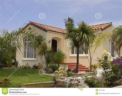Near Home by Southern California House Royalty Free Stock Photos Image 32173268