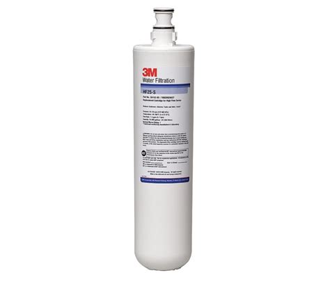 3m cuno applications filtration solutions 3m hf25 s replacement cartridge 56152 03