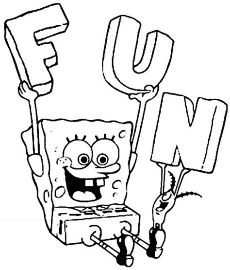 spongebob nfl coloring pages spongebob ausmalbilder 123 ausmalbilder