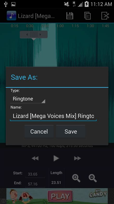 save to android set any song as a ringtone on an android phone how to pc advisor