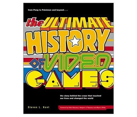 libro the establishment and how el libro the ultimate history of video games de steve l kent se traducir 225 al espa 241 ol 3djuegos