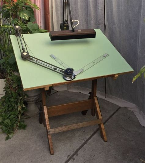 Antique Drafting Table Craigslist Hamilton Collection Shop Collectibles Daily