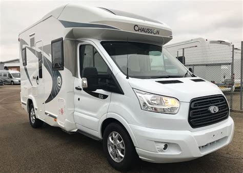 ford chausson flash  simpsons motorhomes great