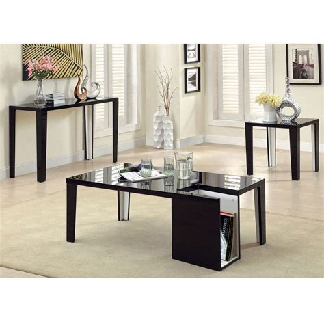 living room table l lorri high closs contemporary living room coffee end table