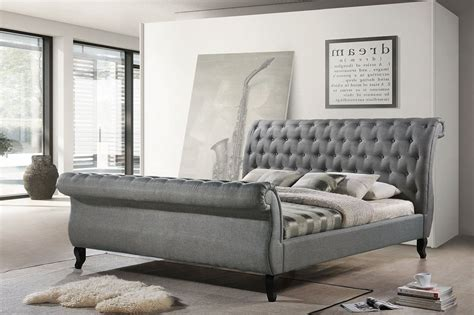 ashley furniture tufted bed upholstered sleigh bed will be getting this bed ashley