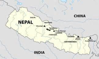 Nepal Maps by Nepal Map Nepal Pinterest Nepal And Maps